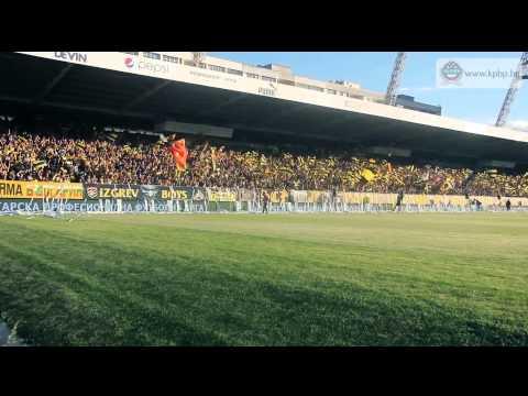 BULTRAS: BOTEV PLOVDIV - Ludogorets - Bulgarian Cup Final 15.05.2014