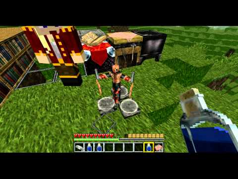 Minecraft 1.0.0 esittelyssä - 1/3 - Moiras & wildeem (Finnish)