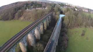 Chirk United Kingdom  city photos : Chirk Aquaduct North Wales/England Border