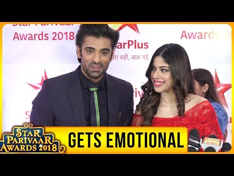 Mohit Malik Gets EMOTIONAL For His COMEBACK At Sta