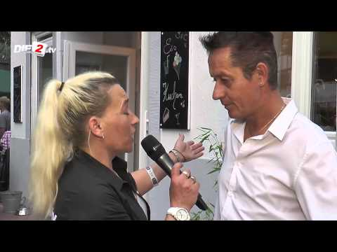 Interview mit René Christian In Sandy's Schlagercafe
