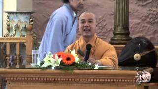 Dưỡng Thai Theo Phật Pháp - Thầy. Thích Pháp Hòa (July 22 , 2012)