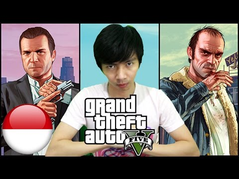 Penampakan Alien - Grand Theft Auto V - Gta 5