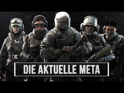 Die aktuelle Meta von Rainbow Six Siege - Dual Talk mit KS (видео)