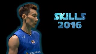 Video Lee CHONG Wei ● SKILLS ●  2016 Badminton Male Player of the Year MP3, 3GP, MP4, WEBM, AVI, FLV Mei 2018