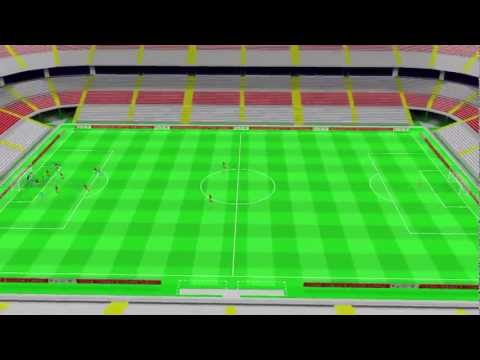 3D Soccer Designer - It takes you to the goal.