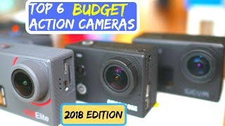 Video Top 6 BEST Budget 4K Action Cameras of 2018 MP3, 3GP, MP4, WEBM, AVI, FLV Februari 2019