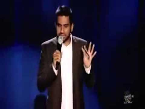 Best stand up comedy - Aziz Ansari
