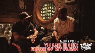"Talib Kweli: Vibrate Higher ""Flesh Of My Flesh"" Ft. DMX, Diani Eshe, Tone & The Soul Rebels"