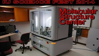IU SCIENCE FEST 2014 - Molecular Structure Center HD