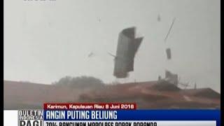 Tanjung Balai Karimun Indonesia  city images : Diterjang angin puting beliung, Gedung Mapolres Tanjung Balai Karimun porak-poranda - BIP 09/06