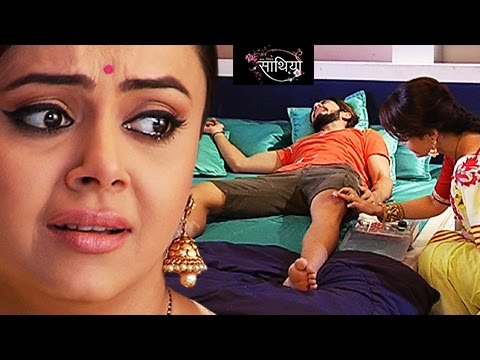 Gopi Gets EMOTIONAL And Gives Medicine To Her Son