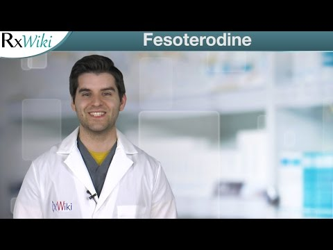 Fesoterodine Treats Symptoms of Overactive Bladder - Overview