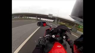 9. CBR 600 F4i Top Speed 273Km/h and Wheelies