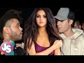 Justin Bieber and The Weeknd Fighting Over Selena Gomez Continues, Are They Being Immature? -JS