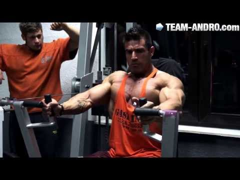 Valantis Dokos - 2 weeks out to ACE 2013