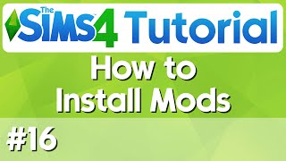 Download Lagu The Sims 4 Tutorial - #16 - How to Install Mods Mp3