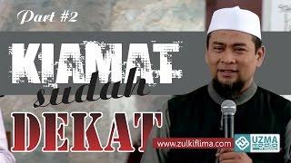 Video KIAMAT SUDAH DEKAT,siapakah Dajjal? (2/2) SELESAI #Kajian Akhir Zaman | Ust. Zulkifli M. Ali, Lc, MA MP3, 3GP, MP4, WEBM, AVI, FLV Oktober 2018