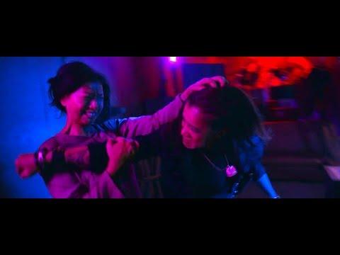 Furie (2019) - Veronica Ngo vs Female - Train Fight Scene (1080p)