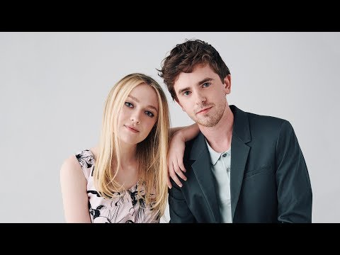 Dakota Fanning & Freddie Highmore - Full Conversation Actors on Actors