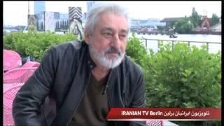ابی ستاره پاپ ایران IRANIAN TV Berlin / Hope Concert-Interviev Mit Ebi