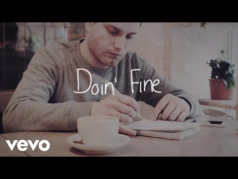 Doin' Fine Lyric Video