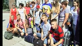 Діти учасників АТО їдуть до Латвїї