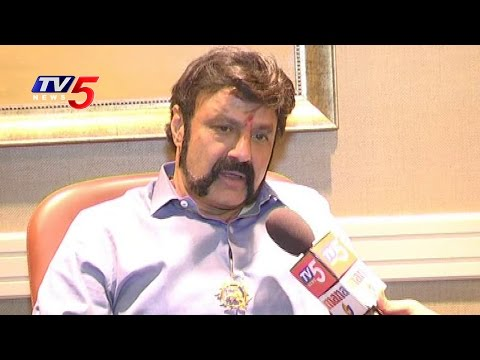Balakrishna Exclusive Interview in Dallas on GPSK Movie Success | Telugu News | TV5 News
