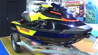 9. New 2016, 2017 watercraft Sea-Doo RXP-X 260, 1494cc, turbo, 300hp