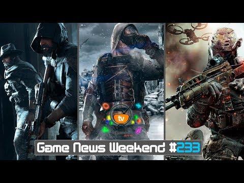Игровые Новости — Game News Weekend #233 | (Metro Exodus, Call of Duty Black Ops 4, Hunt Showdown)