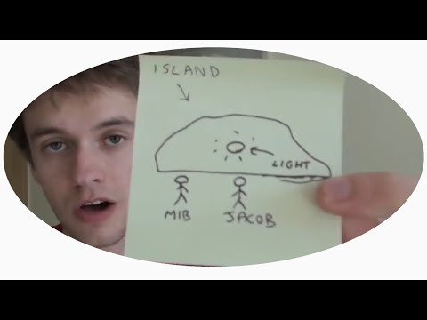 An Overview of the  Lost  Finale Told in Three Minutes With Stick Figures on PostIt