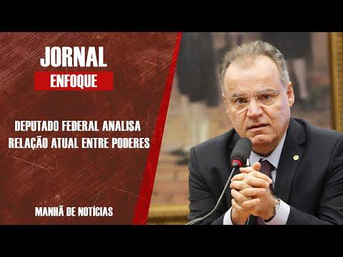 Deputado federal Samuel Moreira fala sobre atual situação do país