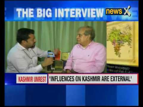 Rajiv Malhotra On NewsX Channel: Hinduphobia, Breaking India Forces & Kashmir Problem