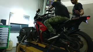 3. CBR1000RR C-ABS 2011 US full spec dyno run