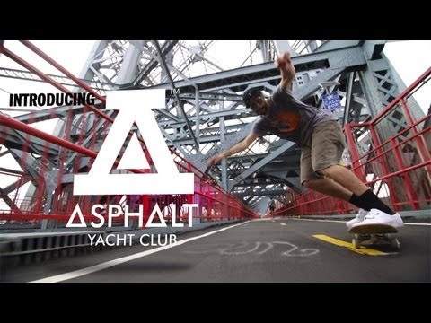 0 ASPHALT YACHT CLUB   New Label by Stevie Williams