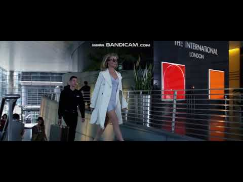 the counselor brad pitt natalia dormer funny scene
