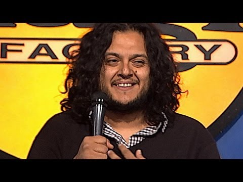 Felipe Esparza - No Respect (Stand Up Comedy)
