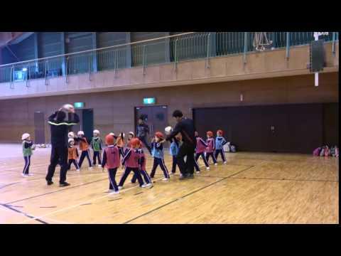 螢ヶ丘幼稚園 サッカー教室