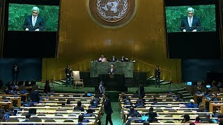 President of Armenia Serzh Sargsyan's address at 72nd Session of the UNGA