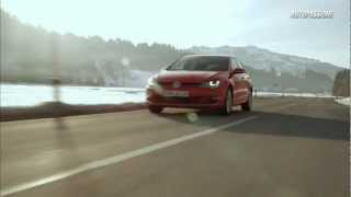 Noul Volkswagen Golf primeste tehnologia 4Motion