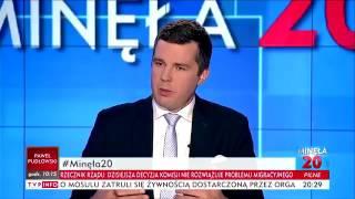 """KOWALSKI TYDZIEŃ TEMU NAZWAŁ BP PIERONKA """"BYDŁEM"""". DZISIAJ JEST KOMENTATOREM W TVP"""