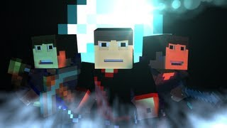 """""""We're Miners and We Know It"""" - A Minecraft Parody of LMFAO's Sexy And I Know It (Music Video)"""