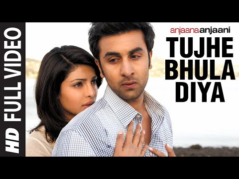 Watch Tujhe Bhula Diya Watch Video Song Online