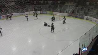 Conf. Quarter Finals – Game 3 Video Highlights – St. Thomas Stars vs. Chatham Maroons
