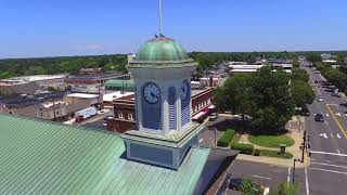 Lexington (NC) United States  City pictures : Old Davidson County Courthouse, Lexington, NC
