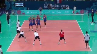 European Games 2015, Blue No.11