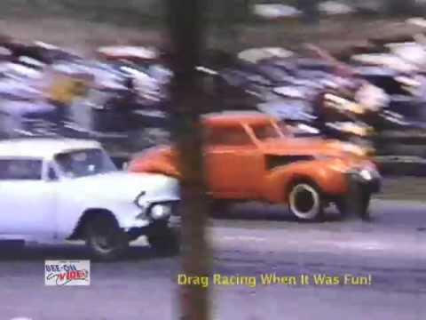 DRAG RACING  WHEN IT WAS FUN!