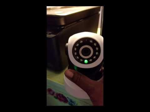Wireless IP Camera (P2P IP App)