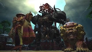 Final Fantasy XIV Online: Stormblood Official Benchmark Trailer by GameTrailers