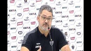 Mesmo com vantagem devido a vitória contra o Botafogo no primeiro jogo das quartas de final, Atlético perde para o time carioca...